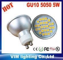 led spotlight gu10 mr16 5w epistar 5050 SMD with High quality cheap price