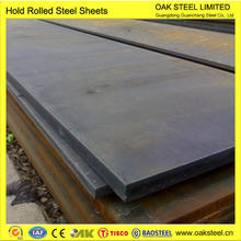 top quality secondary hot rolled steel sheet