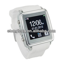 Bluetooth Smart Watch Mobile phone Android cellphone watch quad band wrist phone watch