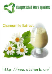 Factory supply Health care product Chamomile Extract 0.3%-90% Apigenin/CAS NO. 520-36-5 Chamomile Extract