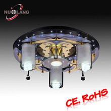 Russian style glass chandeliers & pendant lights ceiling lamp