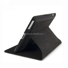 Luxury Business Shockproof Flip Wallet Stand Genuine Leather Case Smart Cover For Apple iPad 2 3 4 tablet Case