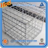 gabion basket price,welded wire netting for stone wall,welded galvanized gabion baskets for sale