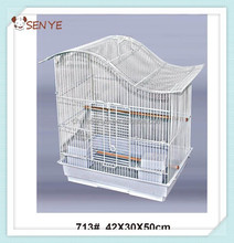 Steel wire metal bird cages, bird nest, bird cage wire panels