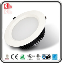 Mini size UL approved with high quality smd ip65 9/18w price led downlight malaysia