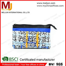 2015 wholesale make up brush packaging cosmetic bag set China supplier