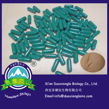 Ayurvédique Shilajit extrait l'acide fulvique 2% - 50%, Ayurvédique capsules pour hommes de santé