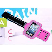 Sports running mobile phone armband cell phone case for iphone