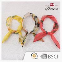 Newest 100% Handmade Bab013 Baby Elastic Hair Band With Funny Print