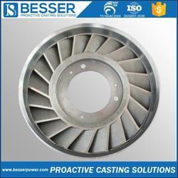 New Design Professional Factory Auto Parts Cast Steel Impeller