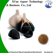 to make skin young and clean fermented organic black garlic