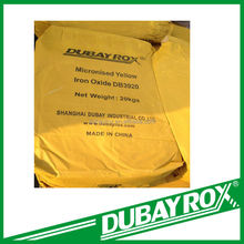 Factory & Low Price Iron Oxide Yellow Paint