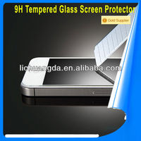 Tempered glass screen protector manufacture for apple iphone 5 5s