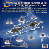 C. V. Joint for all cars adopting advanced grinding technology, made in Taiwan & China