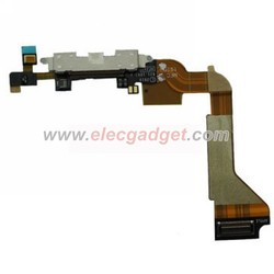 High Copy Dock Connector Charging Port Flex Cable for iPhone 4 4G