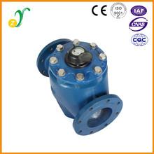 WS-(50-150)E tupe stock vertical big screw water meter manhole cover
