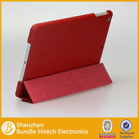 soft cover for ipad air. for ipad air leather case. for ipad air smart cover