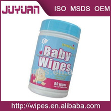 good quality competetive price baby cleaning wet wipes rich in aloe & VE essence PH balance baby wet wipes