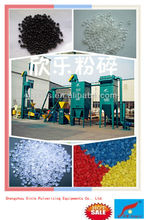 Used PET bottle recycling machine/pulverizer grinder crusher complete line