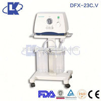 ambulance suction machine aspirator suction machine factory small medical silicone suction cup