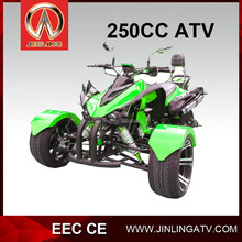 CE approved 250cc eec trike atv with aluminum wheel