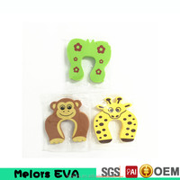 Melors hot selling soft EVA door stopper EVA Door Stopper,Animal Door Stop,Door Holder