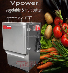 VCT20# Vertical type factory price commercial vegetable chopper and slicer machine