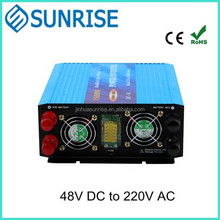 DC-AC Modified Sine Wave 1500W Power Inverter 48V 220V