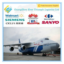 Air freight China to Colombia door to door delivery service