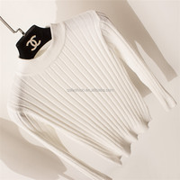 Cute design customized top quality pullover clothing knit manufacturer