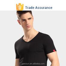 Bulk V-neck T shirt Plain No Brand T-shirt Sports T-shirt