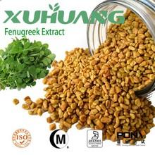 HACCP KOSHER FDA pure natural 4-hydroxyisoleucine furostanol saponins fenugreek seed extract