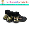 Protection and Waterproof style pet dog shoes