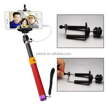 manufactory selfie stick with power bank