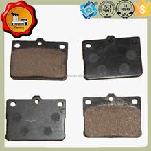 Front brake pad(WVA20519/20703) D172-7099 for CHRYSLER/DAIHATSU/DODGE/MAZDA/HYUNDA/TOYOTA/MITSUB