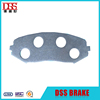 auto parts disc brake backing plate for suzuki alto