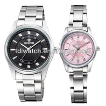 New Style Manufactory Wholesale Coulpe Watches gift set watch flip watch