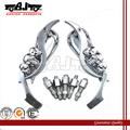 BJ-RM-045 espejos motos accesorios para moto custom