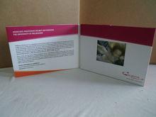 tarjeta de felicitación de vídeo, tarjeta de felicitación de video hecho a mano