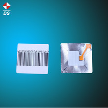 Radio Frequency 8.2MHz Eas Soft Barcode Label