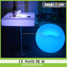 LED Illuminated Bar Furniture With WIFI/SOUND/MUSIC/LIGHT CONTROL