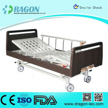 DW-BD186 Well-made hospital bed with 2 functions