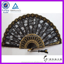 promotional gift plastic girls pictures sexy plastic hand fan
