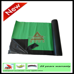 asphalt self-adhesive roofing felt membrane