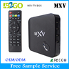 New product 3D HD smart tv tuner box android 4.4 quad core amlogic S805 MXV tv box