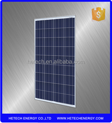best quality price per watt poly 140w pv solar panel price from china