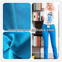 13S twill N/R stretch bengaline fabric for leggings