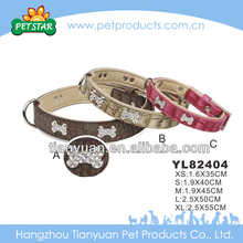Factory Professional Reliable New luxury dog collar&Leashes for your pet