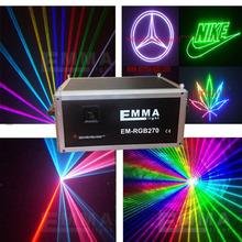 MINI 5W SD+Analog Modulation RGB laser light, full color laser light,lighting equipments