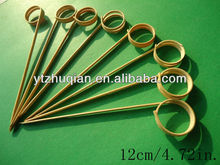 New! Bamboo Loop Picks for Hors D'oeuvres